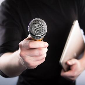 Interviews geben: Texte, Tipps, Training